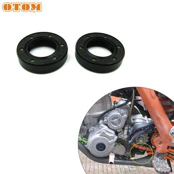 OTOM NBR Shaft Oil Seal High Quality NAK TC 14x24x6mm Motorcycle Engine Shift Lever Oil Seals Spare Parts For KTM EXC SX MXC XCW image