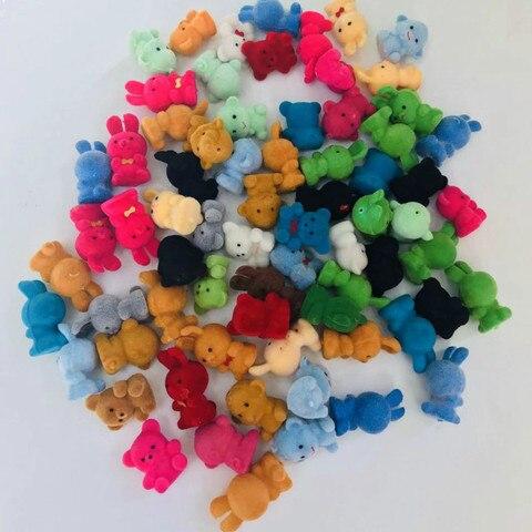 50 pcs lote adoravel bonito veludo macaco brinquedos meninas brinquedos presente de aniversario decoracao para