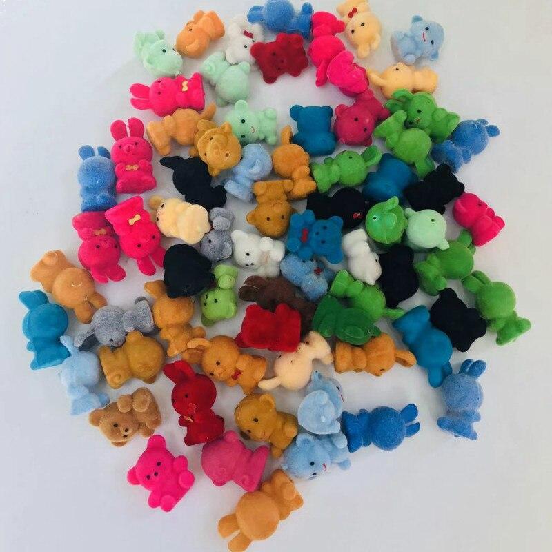 50pcs/lot Lovely Cute Velvet Monkey Toys Girls Toys Birthday Gift Home Decoration Plush Key Chains For Bags