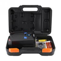 12V LED Portable Car Air Compressor Pump Tool Kit Electrical Digital Display Tyre Tire Inflator Strong Power Car Accessories
