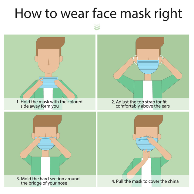 KN95 Spot Dust Mouth Mask  flu anti infection Particulate Respirator Level Anti-fog PM2.5 Protective Mask Safety Masks 3
