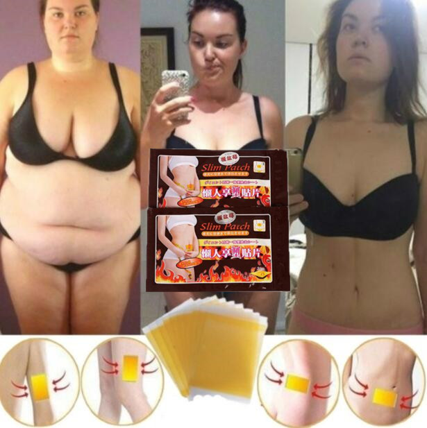 100pcs Slimming Navel Stick Slim Patch Lose Weight Loss Anti Cellulite Burning Fat Slimming Healthy Fat Stickers Face Lift Tools