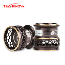 Tsurinoya Jaguar 1000 2000 3000 4000 5000 Reel Aksesoris Memancing Reel Spul Menangani Drag Konb 9 + 1BB 5.2: 1 Air Asin Reel(China)