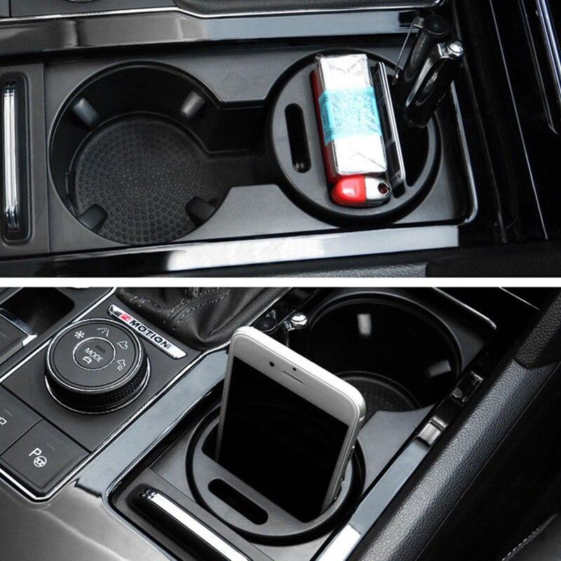 Car Organizer Box Coin Storage Auto Armrest Cup Card Cigarette Universal For KIA Toyota BMW Mazda Ford Goods Accessories