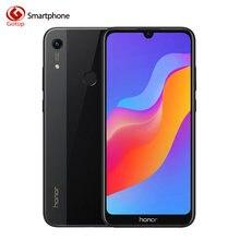 Оригинальный Смартфон Honor 8A, экран 6,09 дюйма, Восьмиядерный процессор MT6765, на базе Android 9, двойная камера, 3 ГБ ОЗУ 32/64 Гб ПЗУ, 4G телефон
