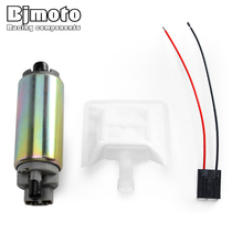 цена на 15110-14G00 15100-40H00 New 12V Electric Fuel Pump For Suzuki AN250 AN400 AN 400 Burgman VL1500 15110-48G00 For Motorcycle ATV