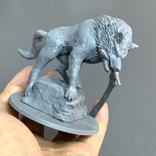 Dark Souls  The Board Game Expansion Characters Miniatures Wolf with Sword Role Playing Board Game Figures game board djeco кроассимо