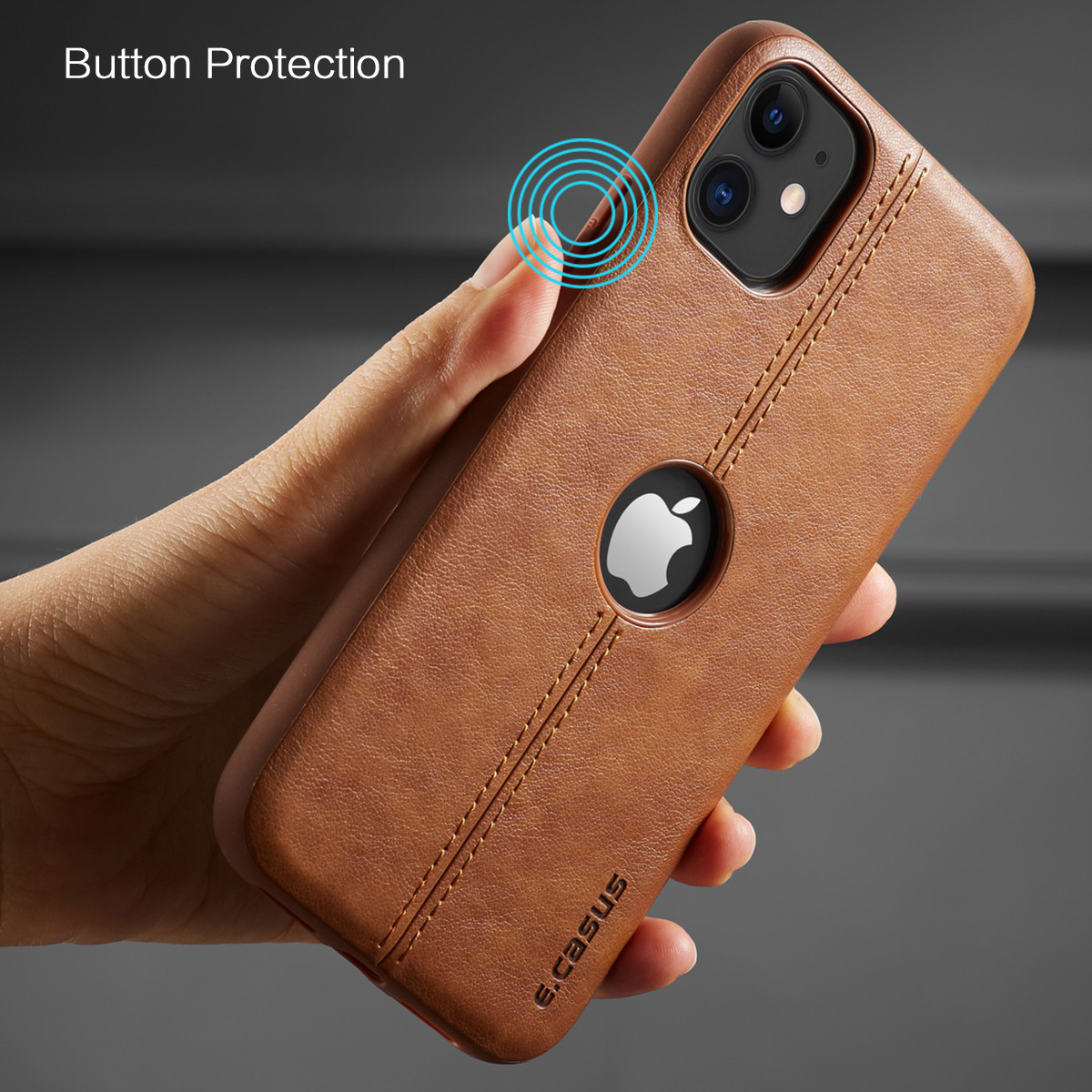 H5d170e3d5d3840fcb46567b4a8c1b114k For iPhone 11 11 Pro 11 Pro Max Case New SLIM Luxury Leather Back Case Cover For iPhone 11 XR XS MAX 8 7 6 Plus Shockproof Case
