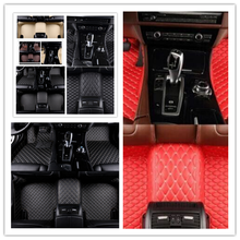Fit For Jaguar E-Pace, I-Pace 2018 2020 luxury custom waterproof floor mats