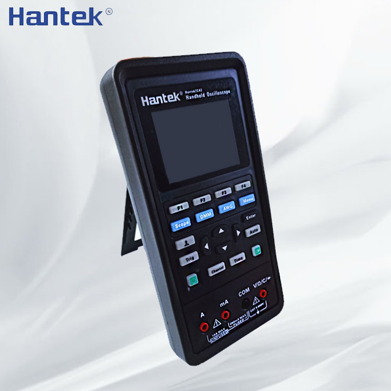 Hantek 2C42 2C72 2D42 2D72 Digitale Oszilloskop Wellenform Generator Multimeter 3in1 Tragbare USB 2 Kanal 40mhz 70mhz Test Meter - 3