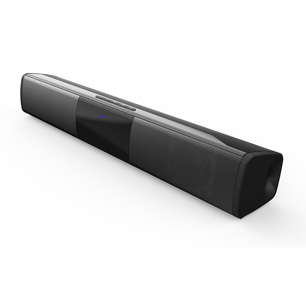 Wireless Soundbar Speaker System Multimedia Audio HIFI Stereo Sound Bar For Computer PC Laptop Desktop Smart Phone