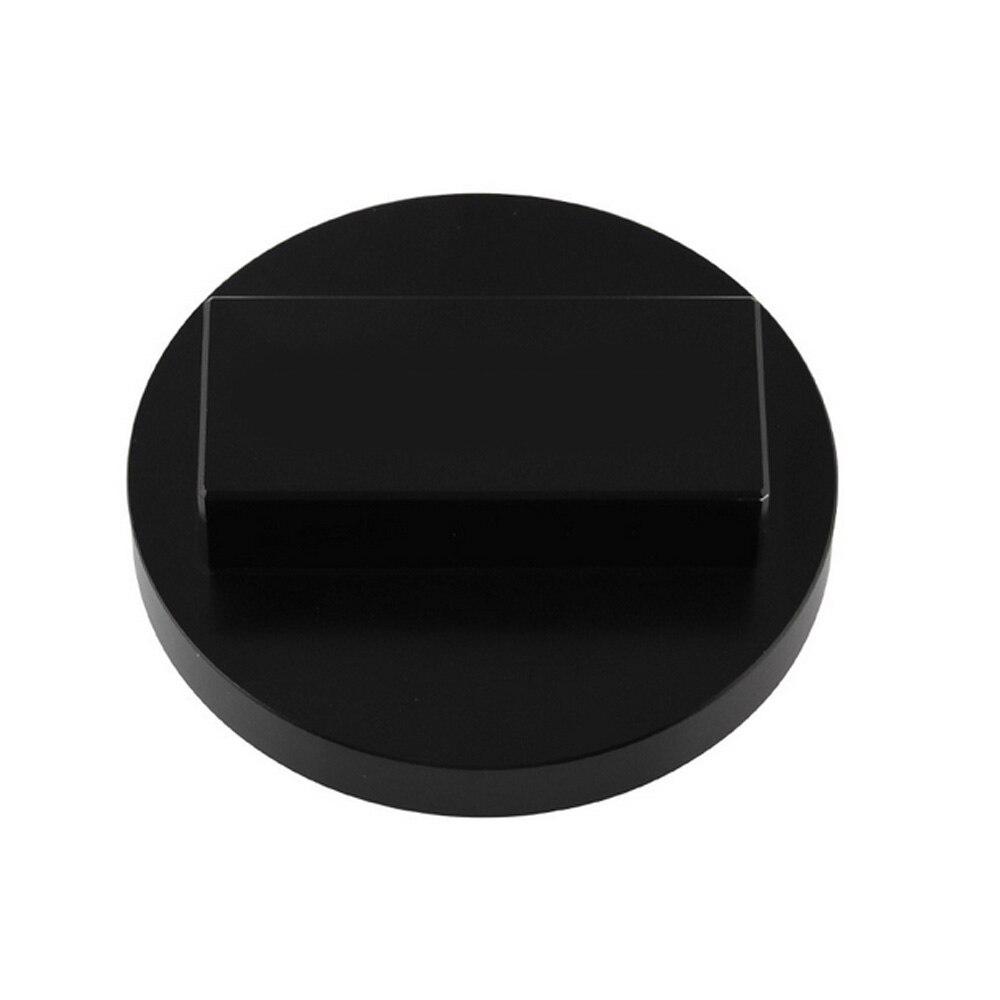 Jack Mat Adapter Billet Anodized Black Aluminum Floor Jack Pad For Mini Cooper
