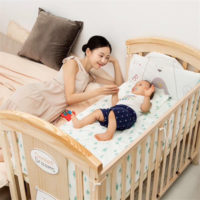 Letti Per Bambini Recamara Infantil Kinder Bett Child Kinderbed Wooden Kid Kinderbett Lit Chambre Enfant Baby Furniture Bed