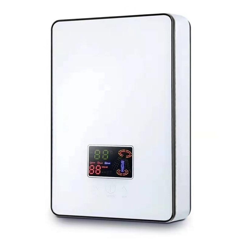 DSK-65W,6500W Electric Water Heater Instant Tankless Water Heater Bathroom Shower Multi-purpose Household Hot-Water Heater