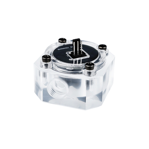 """Image 5 - Barrow G1/4"""" Water Cooling System Electronic Flow Sensor Indicator Access Motherboard To Read Data Flower ,SLF V3"""