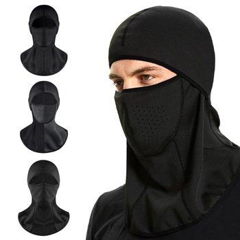Outdoor Winter Cycling Face Mask Fleece Thermal Balaclava Keep Warm Ski Mask Cap Snowboard Bicycle Bike Bandana Newest