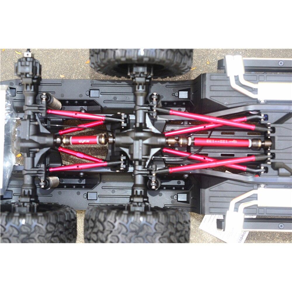 eixo de acionamento traseiro medio dianteiro de cvd para 1 10 traxxas trx 6 g63