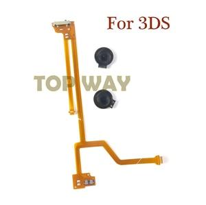 Image 1 - 1pcs speaker flex cable with speaker For 3DS Repair Replaceme Module Repair Replacement For 3DS Nintendo Console Original
