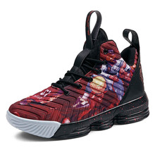 2019  New Basketball-Shoes Sneakers Lebron James Man Cushioning Outdoor Shoes Breathable for Mans