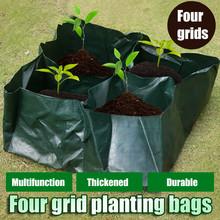 Garden Decoration Garden Grow Bag Multiple Plant Bags Garden Tools Herb Vegetables Fruit Container Pot Garden Planting #R20 cheap Shorts Pants