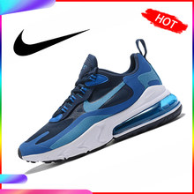 Original Authentic Air Max 270 React Men's Running Shoes Fashion Classic Outdoor Color Sport Breathable 2019 New AO4971-400(China)