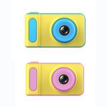 Цифровая детская камера, детская мини-камера, детская развивающая игрушка, подарки, цифровая камера 1080 P, проекционная камера