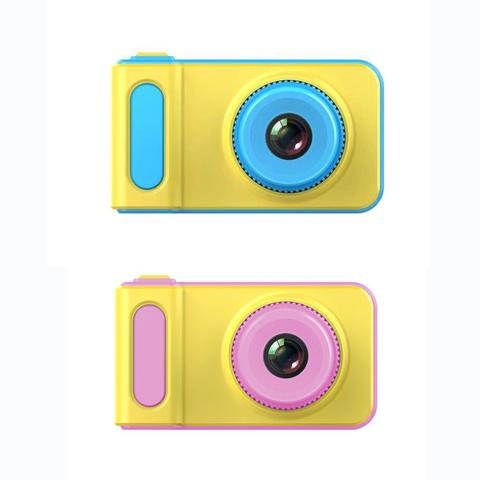 Digital Children Camera Childrens Mini Camera Childrens Kids Educational Baby Toy Gifts Digital Camera 1080P Projection Camere Pakistan