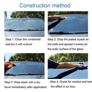 Image 5 - Dpro Window Coating Water Repellent Waterproof Coating Super Hydrophobic Ceramic Coating For Windshield Liquid Glass