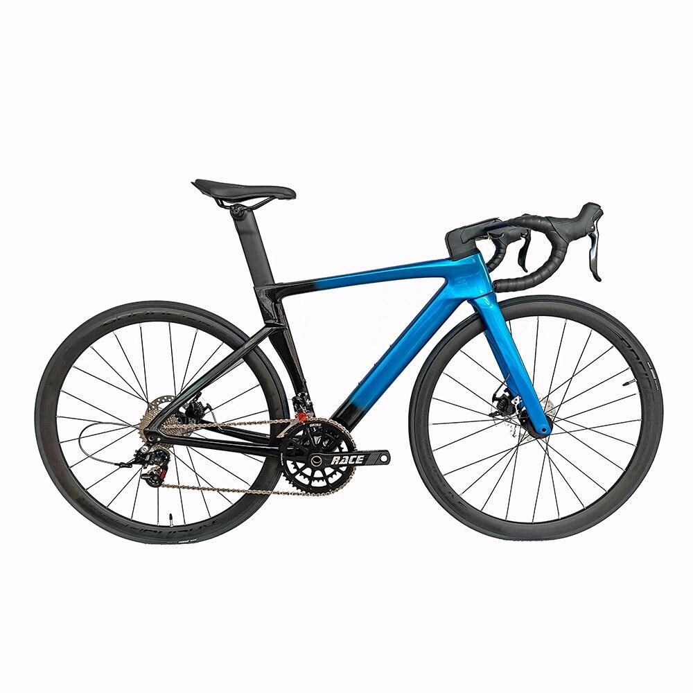 VENGEPRO T1000 дороги углерода дисковый тормоз рама велосипеда выполненный по индивидуальному заказу Цвета Di2 внутренней маршрутизации XDB/DPD (для ...