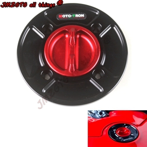 Motorcycle CNC Fuel Tank Caps For DUCATI Panigale V4/S/R 2018-2019