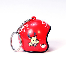 Helmets Key Chain Motorcycle Safety Helmet Keychain Men Key Holder Women Cute KeyRing Trendy Key Ring for Car Purse Bag Pendant bersai nos turbo nitrogen bottle metal key chain key ring holder car keychain pendant jewelry for women men unique mini keyring