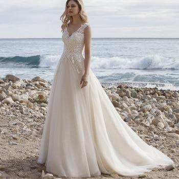 Robe Mariage Bohème Romantique Emmy