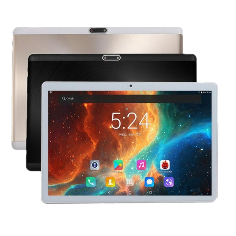 10.1 4G Lte Tablet Pc MTK6737 Android 8.1 Phablet 1200*1920 FHD Quad Core 2G+32GB Wifi Dual SIM Card, Support 2G\3G\4G