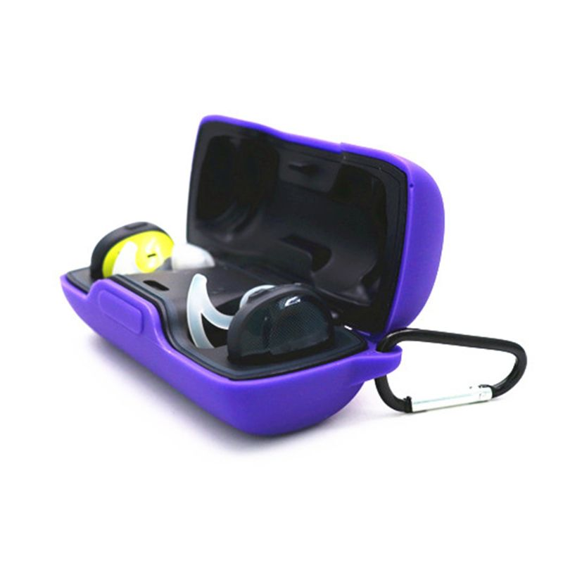 Флип силиконовый защитный чехол Полный Чехол для Bose SoundSport Бесплатные аксессуары