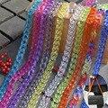 1,0 метров, 17*24 мм, акриловое ожерелье, нитки, детали, цепочки для женских сумок, аксессуары для очков, цепочки, компоненты