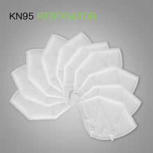 1PCS 3 Layers N95 Mask Dustproof Anti-fog Breathable Face Masks 95% Filtration Anti N95 Masks Features as KF94 FFP2