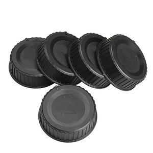 Image 1 - 5pcs Rear Lens Cap Cover Scratch proof Anti Dust Lens Protective Case For Nikon AF AF S DSLR SLR Camera LF 4 Camera Accessories