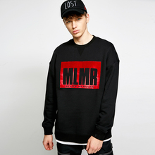 Autumn Mens Letters Printed Leisure Long Sleeved Hip Hop Sweatshirt New Brand Fashion Menswear