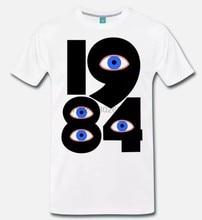 Koszulka MAGLIA TRIBUTO grafika GEORGE ORWELL 1984 - AUTORE CULT 1 S-M-L-XL