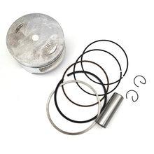 Standard bore cast aluminum piston ring kit 13101 hp5 600 for