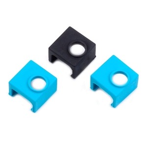 Image 3 - 3D Printer Mk10 Silicone Socks, 3D Printer Parts Heater Block Silicone Cover Thermal Protection Silicone Sock For Wanhao I3 Ma