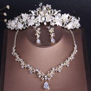 KMVEXO Vintage Gold Crystal Le