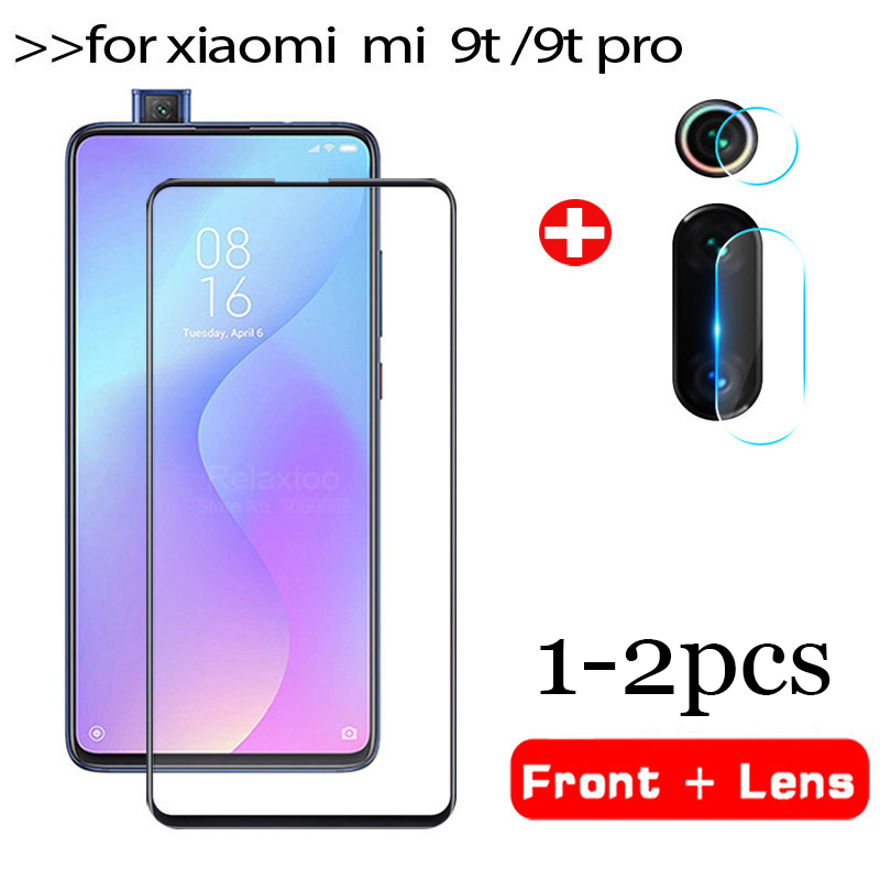 1-2pcs <font><b>camera</b></font> tempered glass for <font><b>xiaomi</b></font> <font><b>Mi</b></font> 9 t 8 lite SE screen <font><b>protector</b></font> for <font><b>xiaomi</b></font> <font><b>9T</b></font> pro 9 t 8lite 9tpro <font><b>mi</b></font> 9lite 9pro glass image