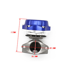 Image 4 - turbo wastegate Suitable New 38MM External Wastegate Turbo Wastegate For All Turbocharged Vehicles