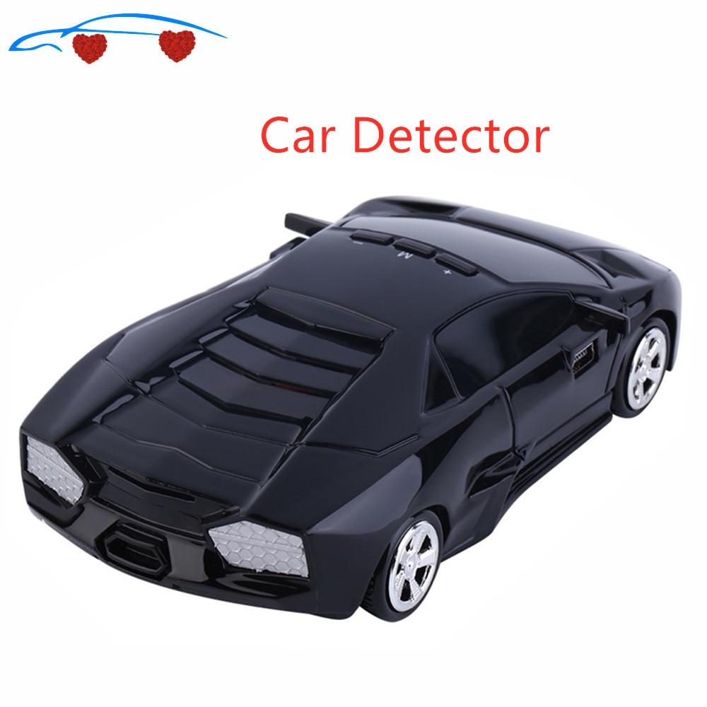 Анти-лазер Скорость автомобиля Антирадары 360 градусов распознавание и голосовое предупреждение Поддержка GPS черный, красный на выбор
