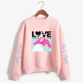 Harry Styles Fine Line Sweatshirt Gothic 2020 Fashion Plus Size Women Casual Print Pullovers Womens Clothing