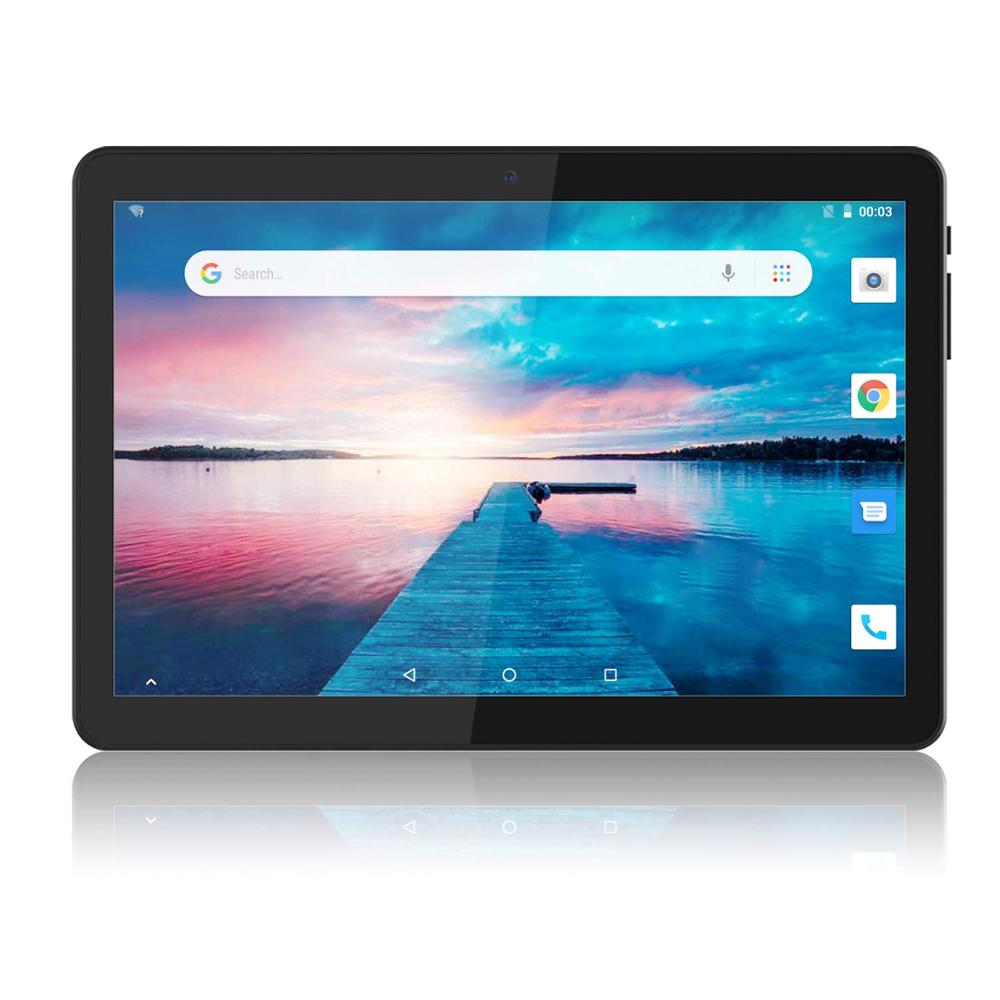 10 Inch Tablet Pc Android Tablet 10 1280*800 IPS 4GB+64GB Dual SIM 3G Tablet Quad Core Android 8.0 Bluetooth WiFi Tablets 10.1