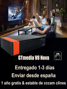 Satellite Receiver NOVA Wifi-Support-Ship From-Spain Gtmedia Free-Sat Dvb S2 V9 30PCS