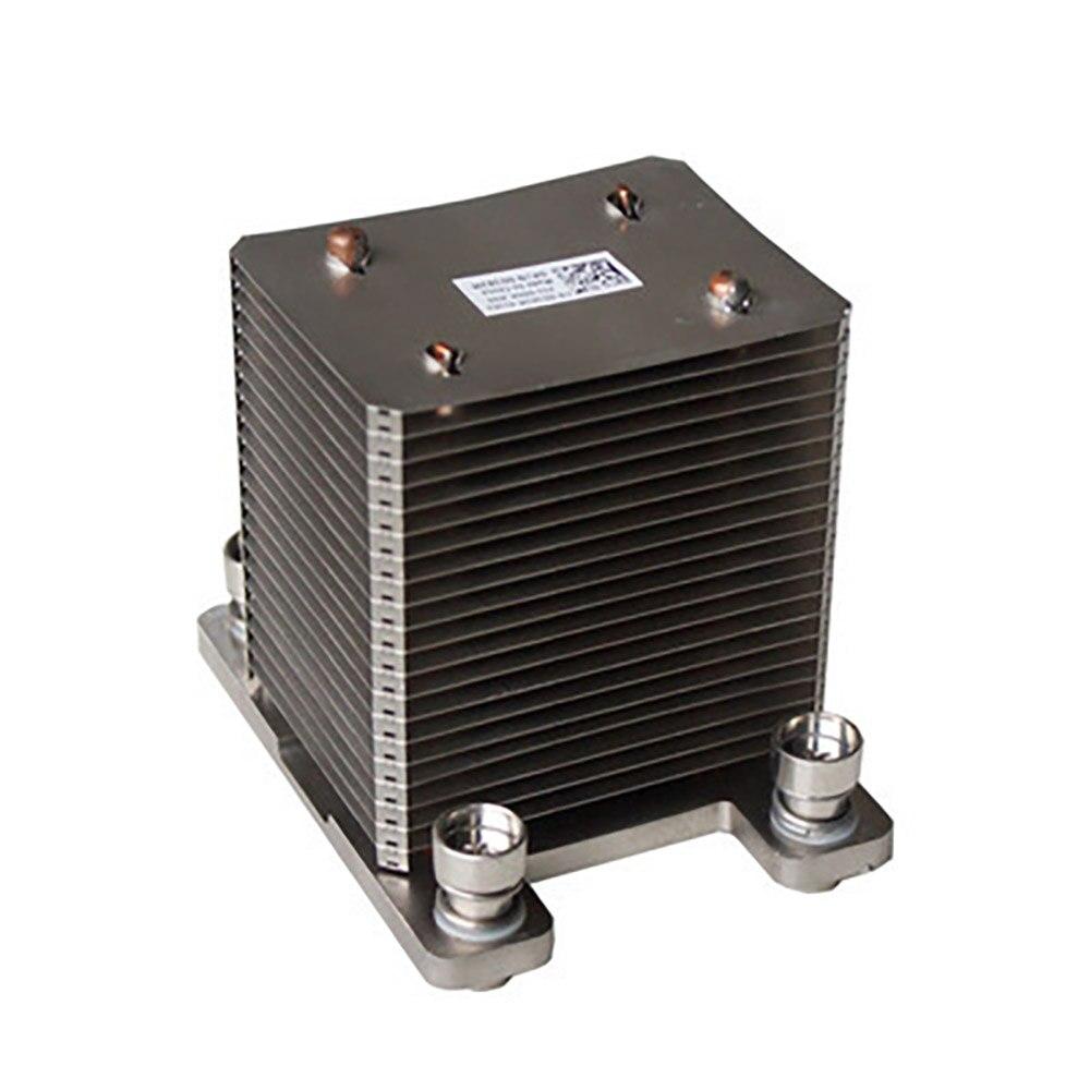 Оригинальный новый Dell T410 процессор радиатор F847J 0F847J сервер PowerEdge теплоотвода процессора сервера теплоотвода отличном состоянии