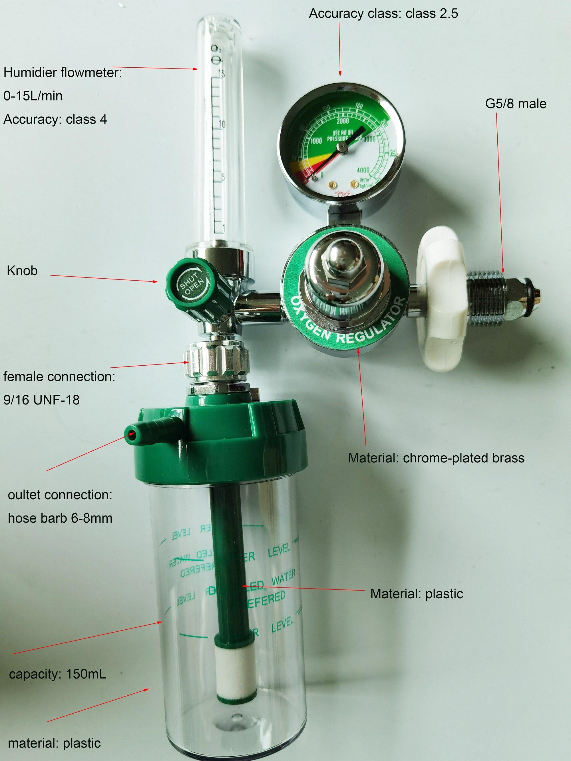 Reguladores de pressão